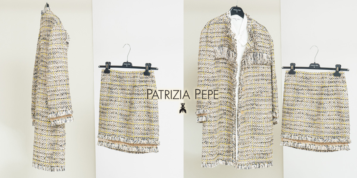 5ec191f480 パトリツィアぺぺ ジャパンエージェンシー Patrizia Pepe Japan Agency · TOP · BRAND · STYLE BOOK  · SHOP · BLOG · CONTACT · COMPANY. 1